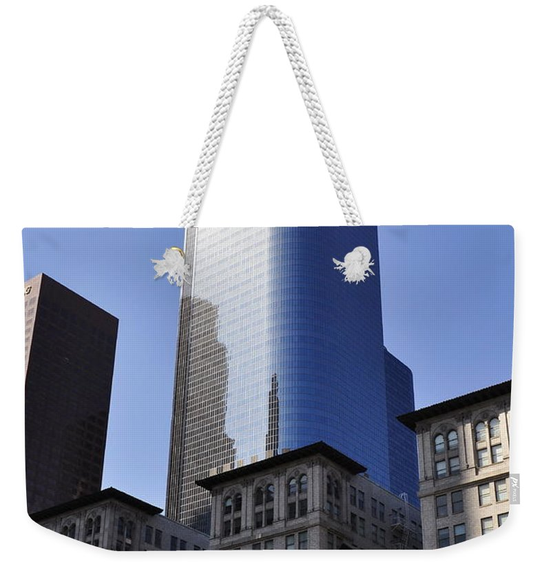 Clay Weekender Tote Bag featuring the photograph Dichotomy by Clayton Bruster