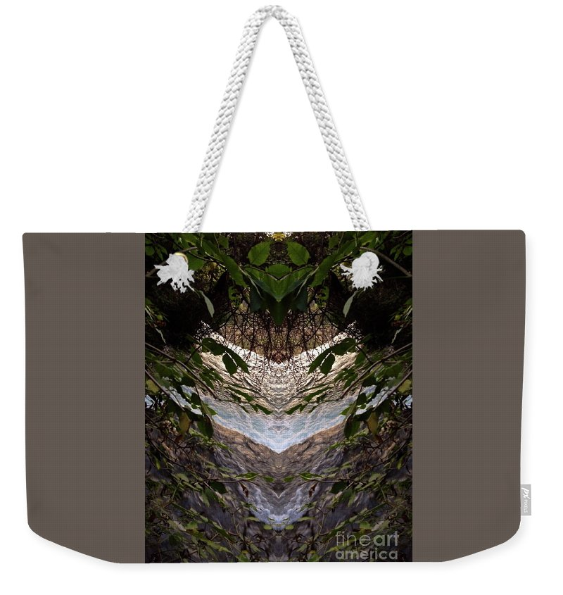 Nature Weekender Tote Bag featuring the photograph Did You See This One Coming by Xabi Lobo