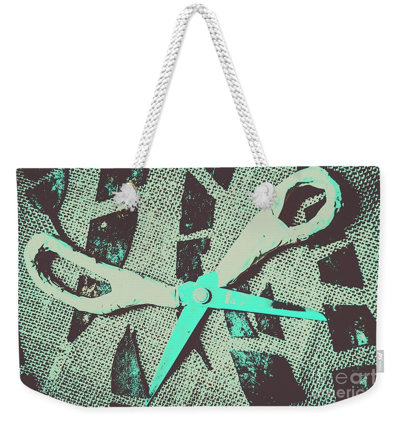 Decomposition Weekender Tote Bag featuring the photograph Dissections In Decomposition by Jorgo Photography - Wall Art Gallery