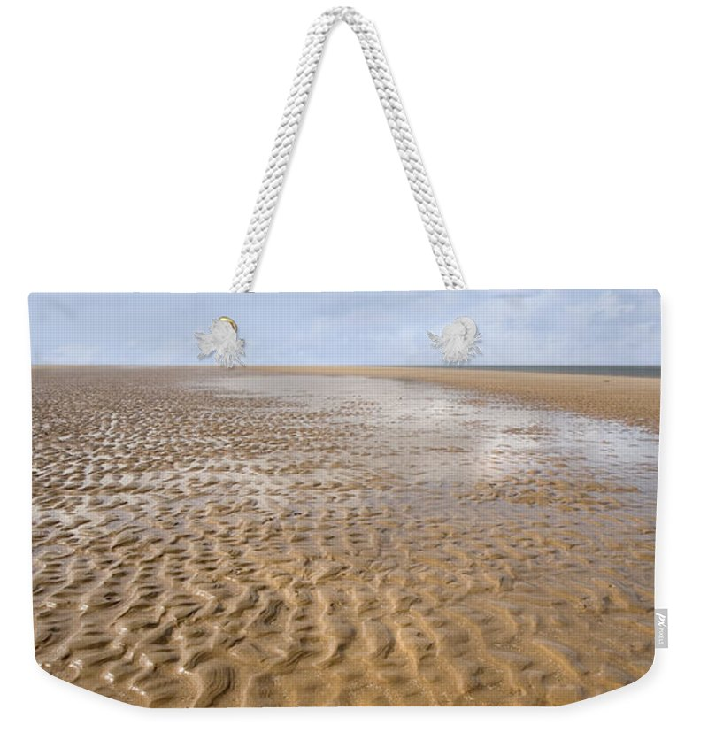 Travel Weekender Tote Bag featuring the photograph Distant Horizon by Mal Bray