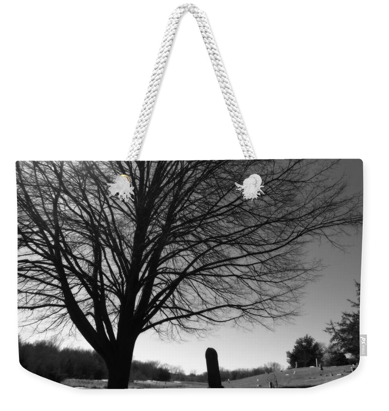 Nature Weekender Tote Bag featuring the photograph Distant Memories by Kyle West