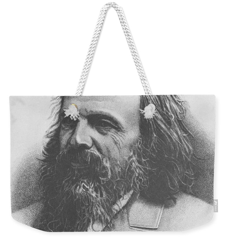 Science Weekender Tote Bag featuring the photograph Dmitri Mendeleev, Russian Chemist by Science Source