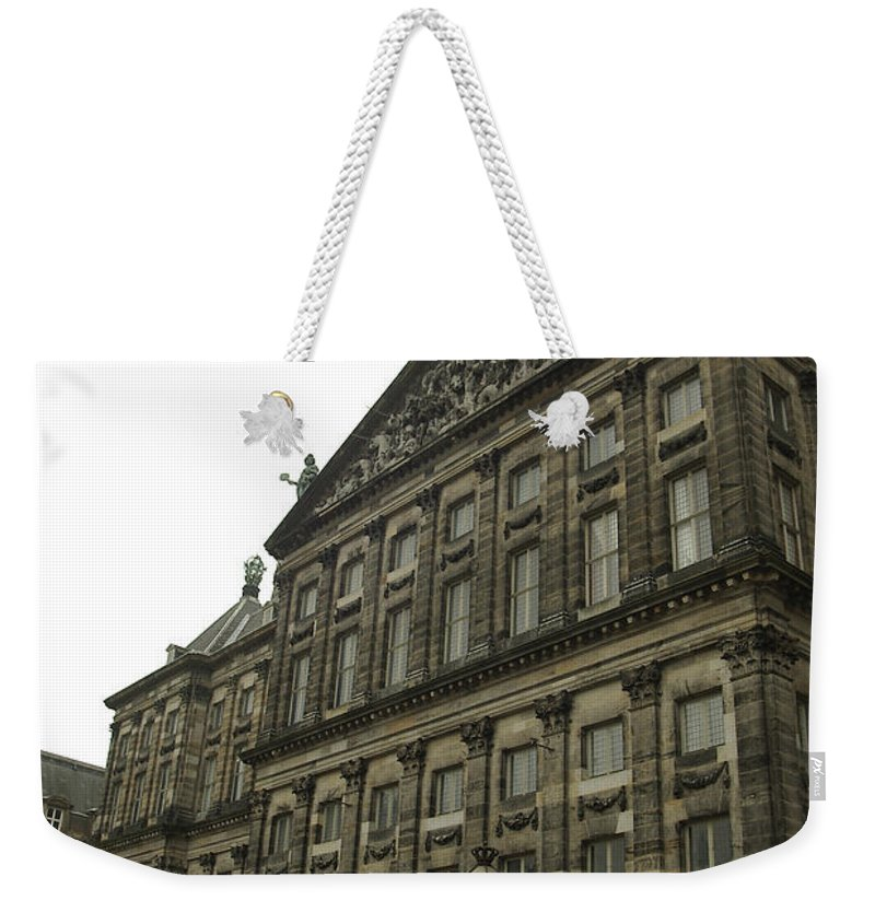 Landscape Weekender Tote Bag featuring the photograph Dnrh1107 by Henry Butz