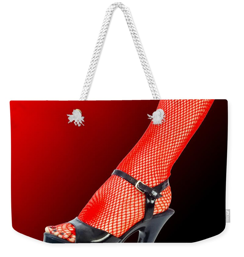Female Weekender Tote Bag featuring the photograph Don T Dream It Be It by Ilan Rosen