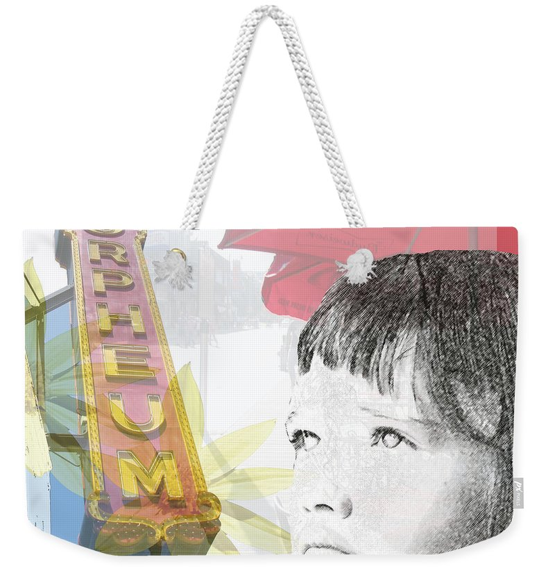 Memphis Weekender Tote Bag featuring the photograph Dreams Of Memphis by Amanda Barcon