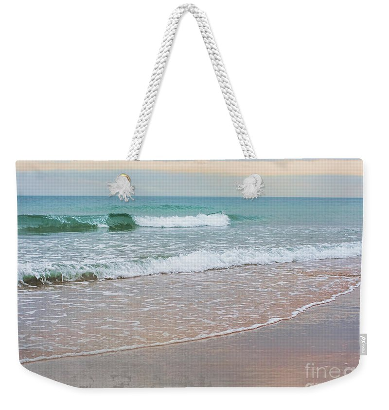 Beach Weekender Tote Bag featuring the photograph Dreamscape by Barbara McMahon