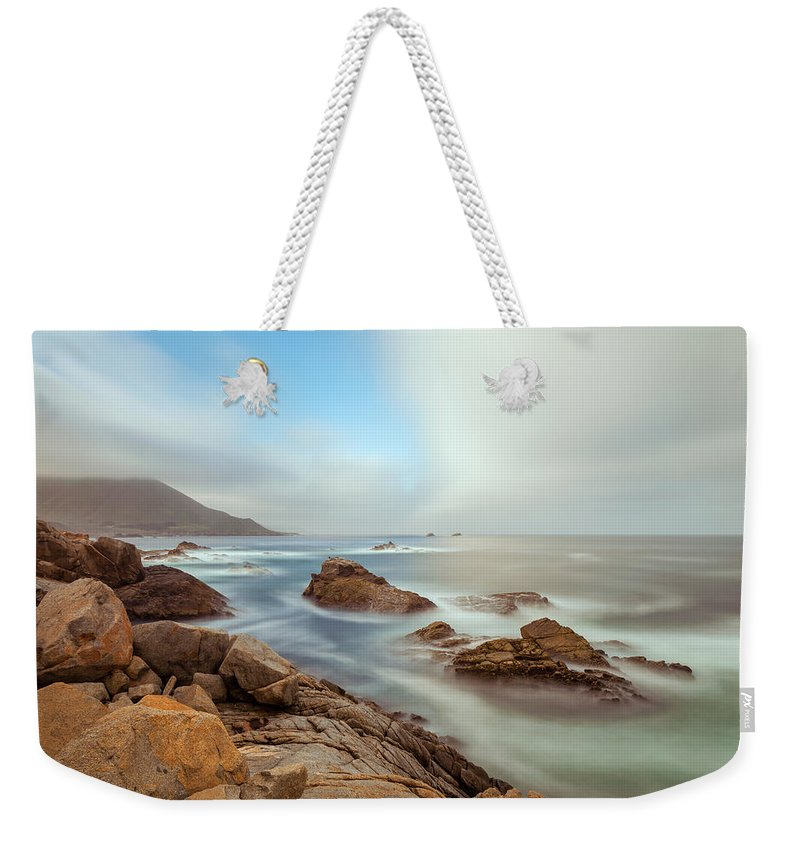 Landscape Weekender Tote Bag featuring the photograph Dreamscape by Jonathan Nguyen