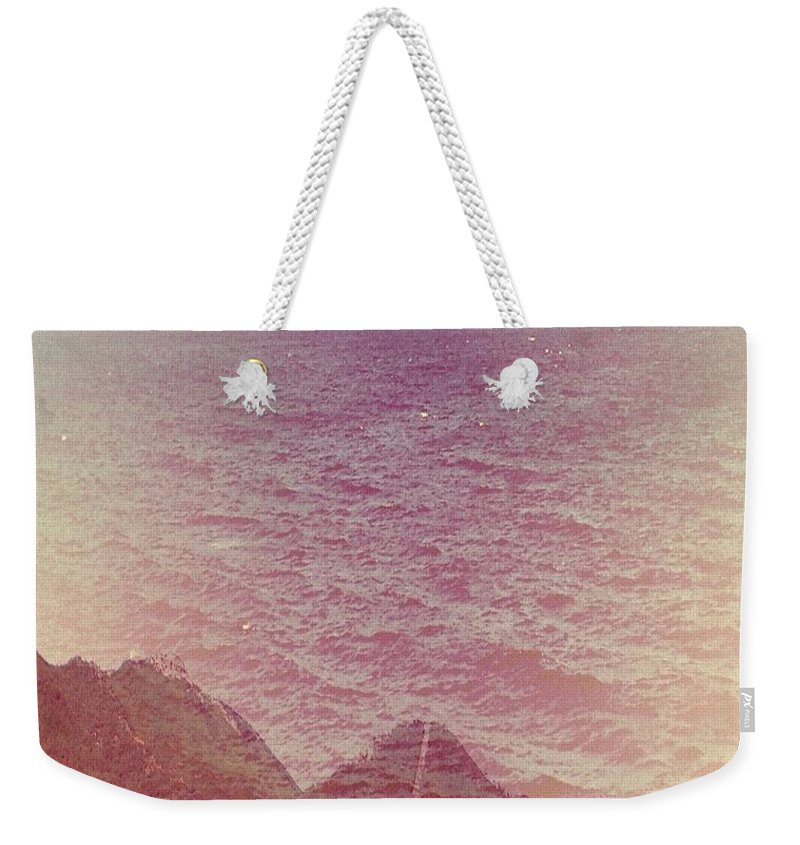 Dream Weekender Tote Bag featuring the photograph Dreamscapes #3 by Teodora Bisenic