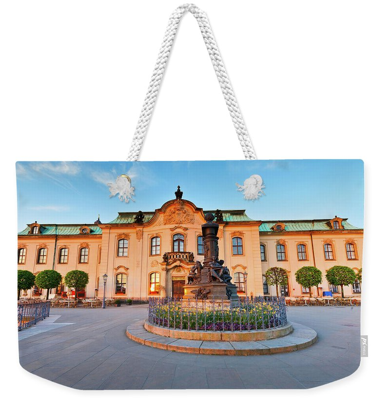 Germany Weekender Tote Bag featuring the photograph dresden 'III by Milan Gonda