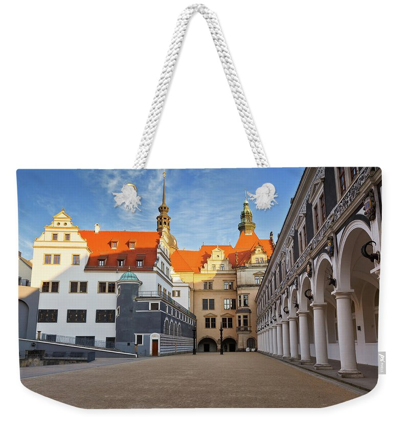 Germany Weekender Tote Bag featuring the photograph dresden 'V by Milan Gonda