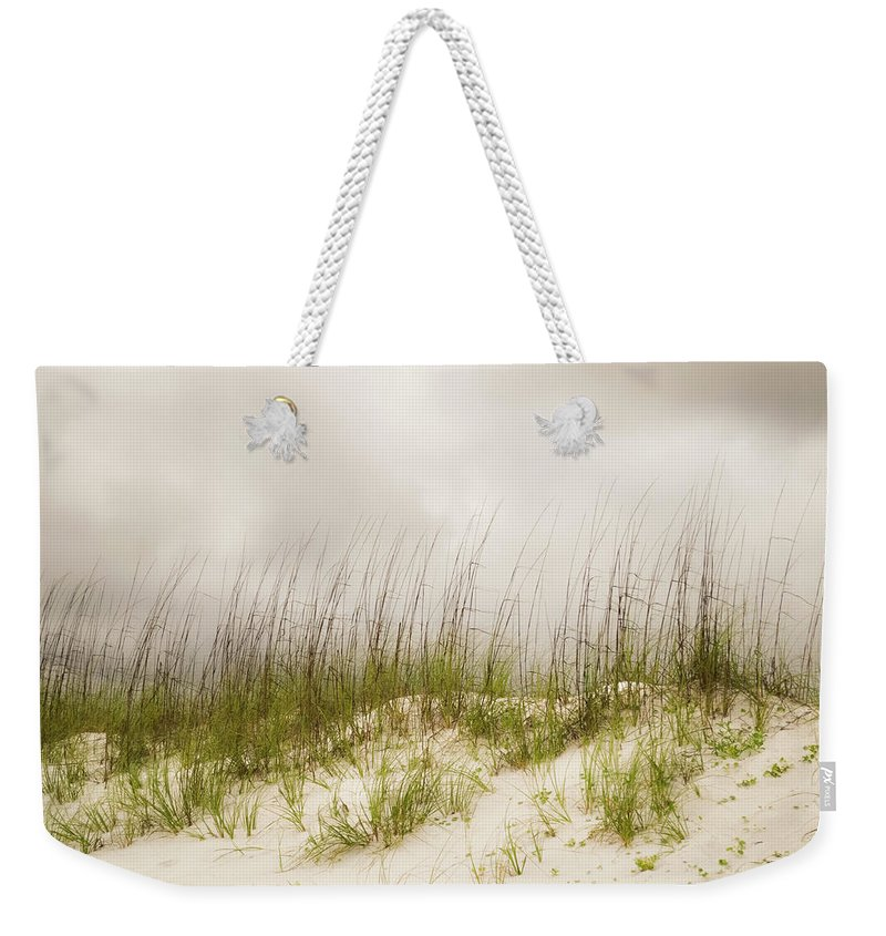 Sand Weekender Tote Bag featuring the photograph Dunes by Michelle Rollins