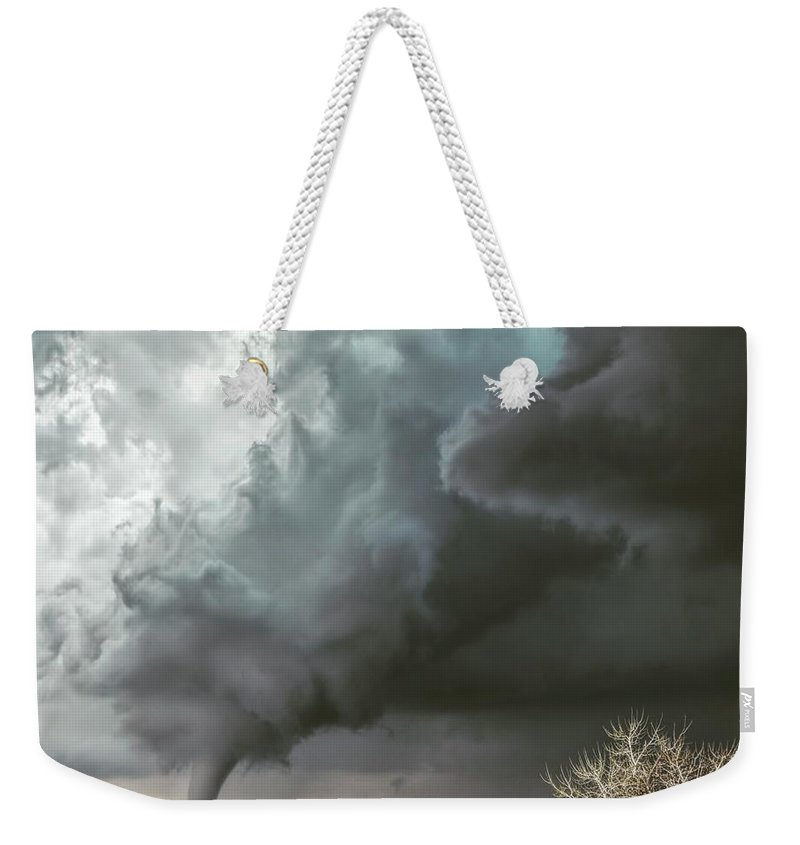 Eads Weekender Tote Bag featuring the photograph Eads by Lena Sandoval-Stockley