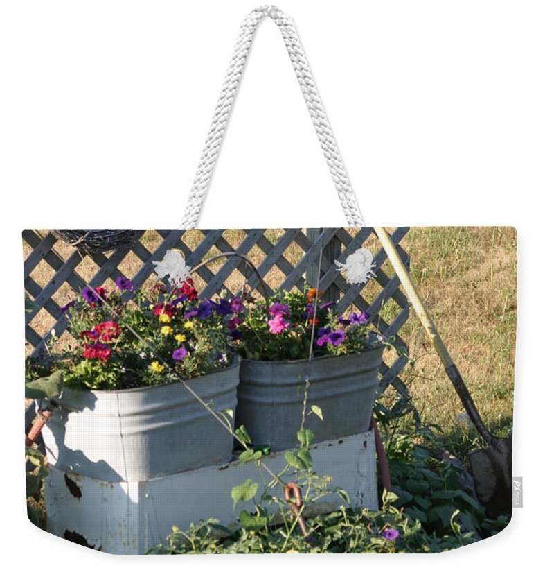 Summer Weekender Tote Bag featuring the photograph Early Summer by Bjorn Sjogren
