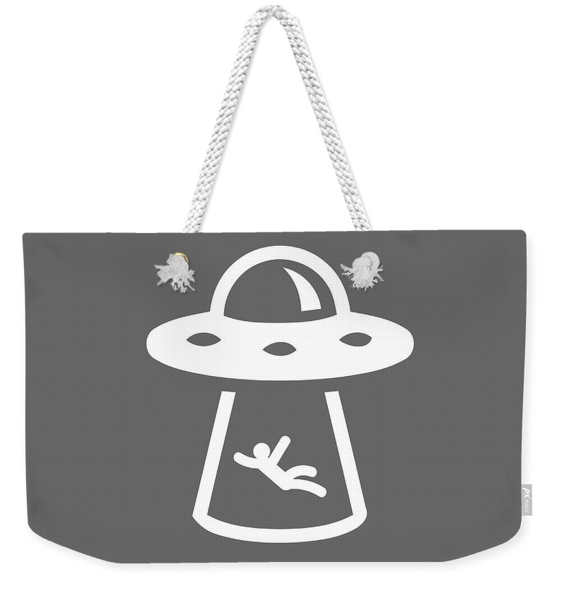 Outer Space Weekender Tote Bags