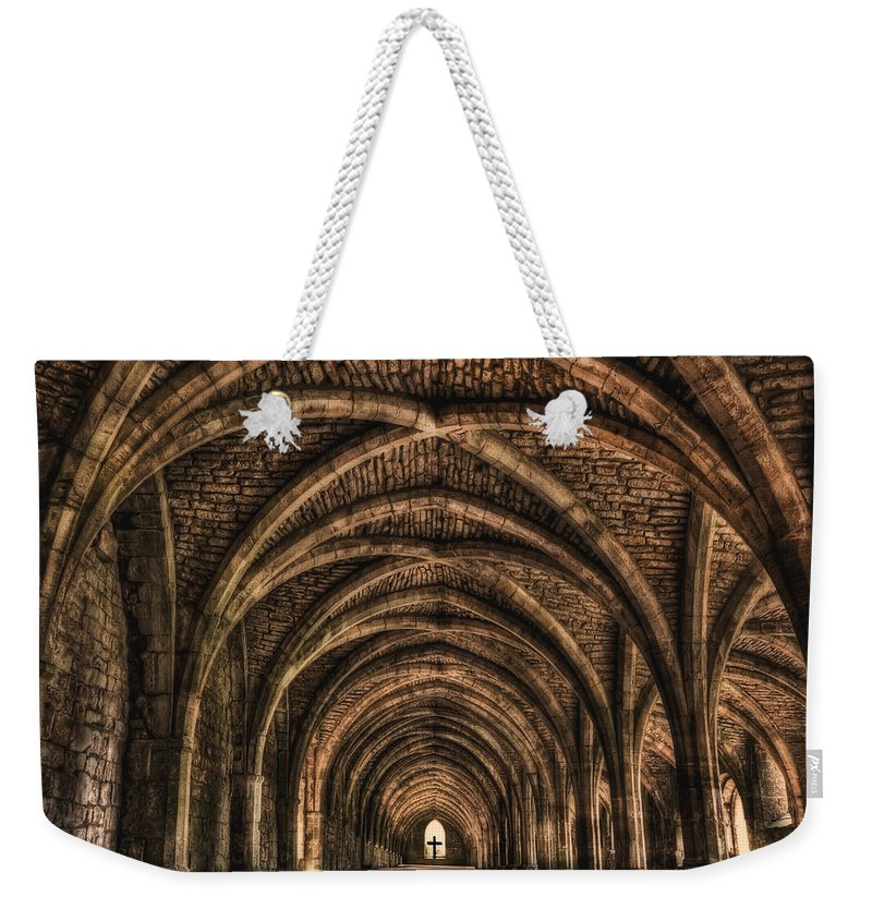 Fountains Abbey Photographs Weekender Tote Bags