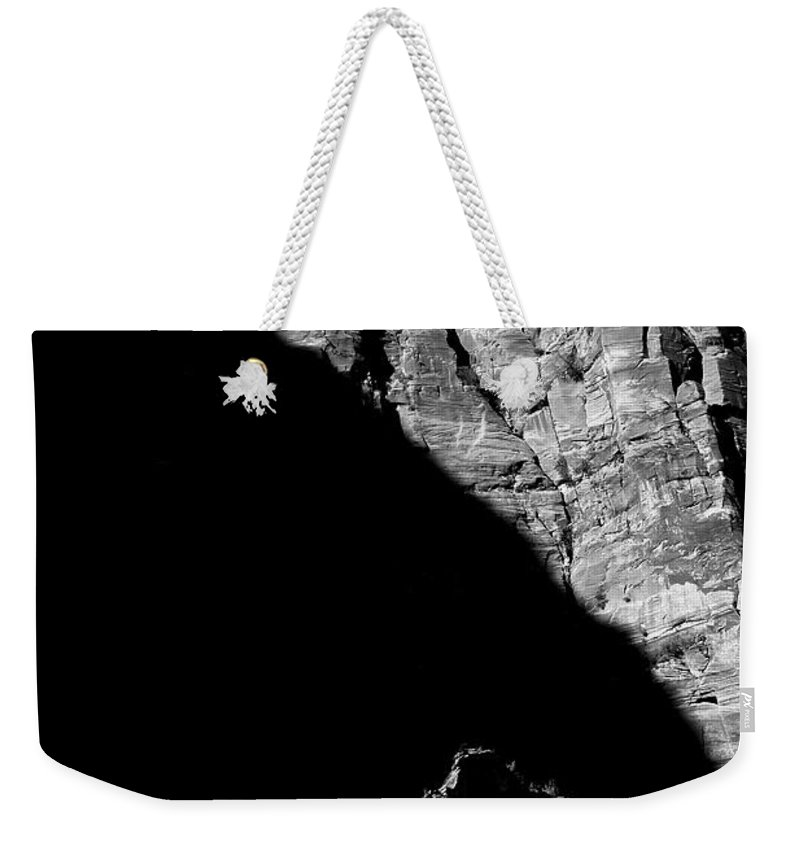 Eclipse Weekender Tote Bag featuring the photograph Eclipse by Skip Hunt