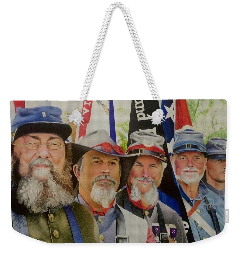 David Hoque Weekender Tote Bags