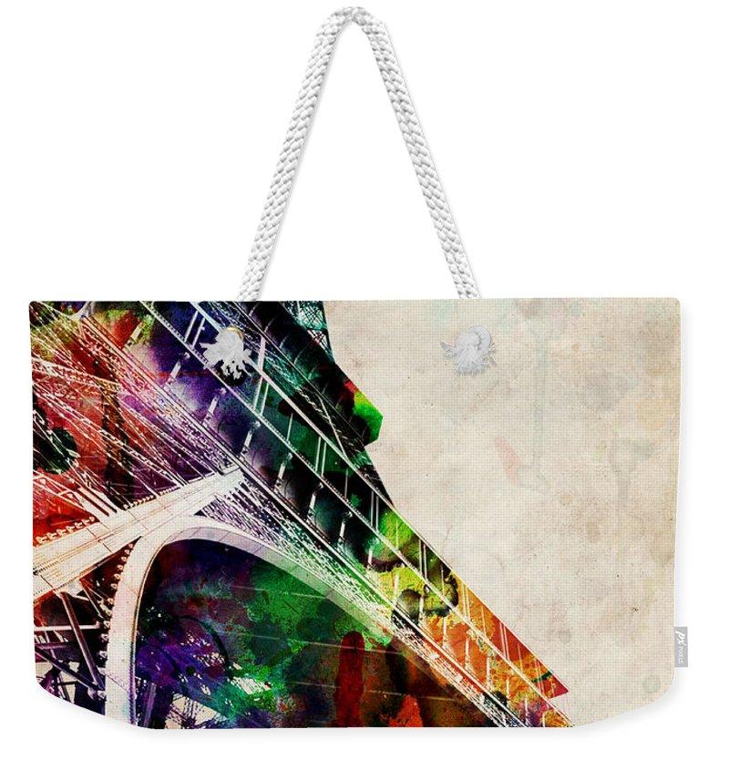 Landmark Weekender Tote Bags