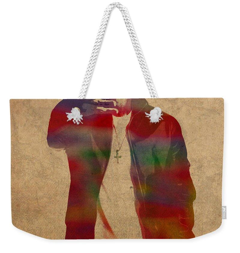 Eminem Weekender Tote Bags