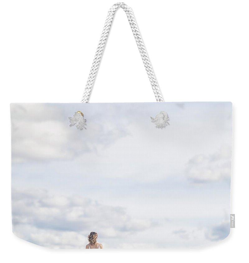 Kremsdorf Weekender Tote Bag featuring the photograph Endlessly by Evelina Kremsdorf