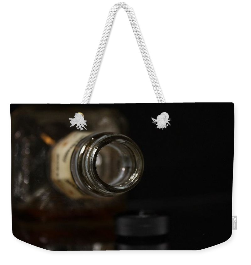 Surreal Weekender Tote Bag featuring the photograph Escape Hatch 002 by Dawn Marshall