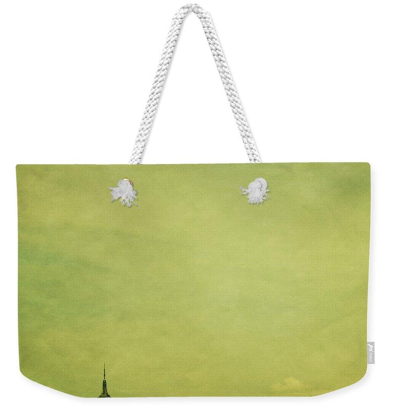Manhattan Weekender Tote Bags