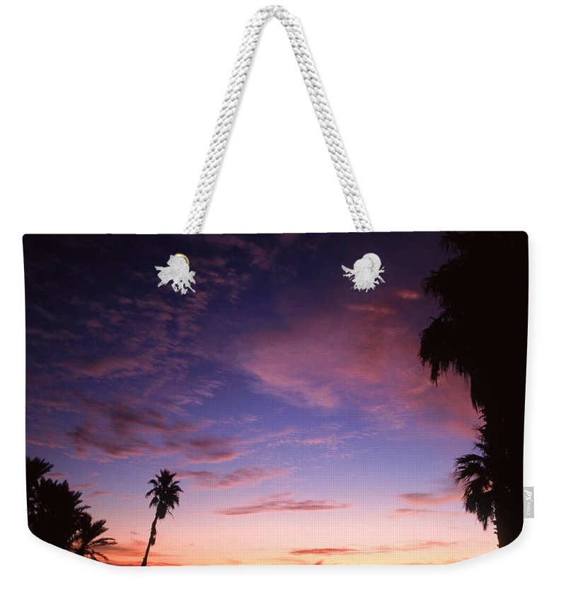 Mexico Weekender Tote Bag featuring the photograph Estuary At San Jose Del Cabo by John Harmon