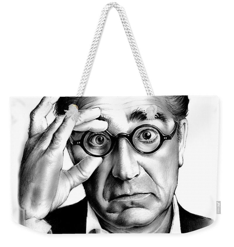 Eugene Weekender Tote Bags