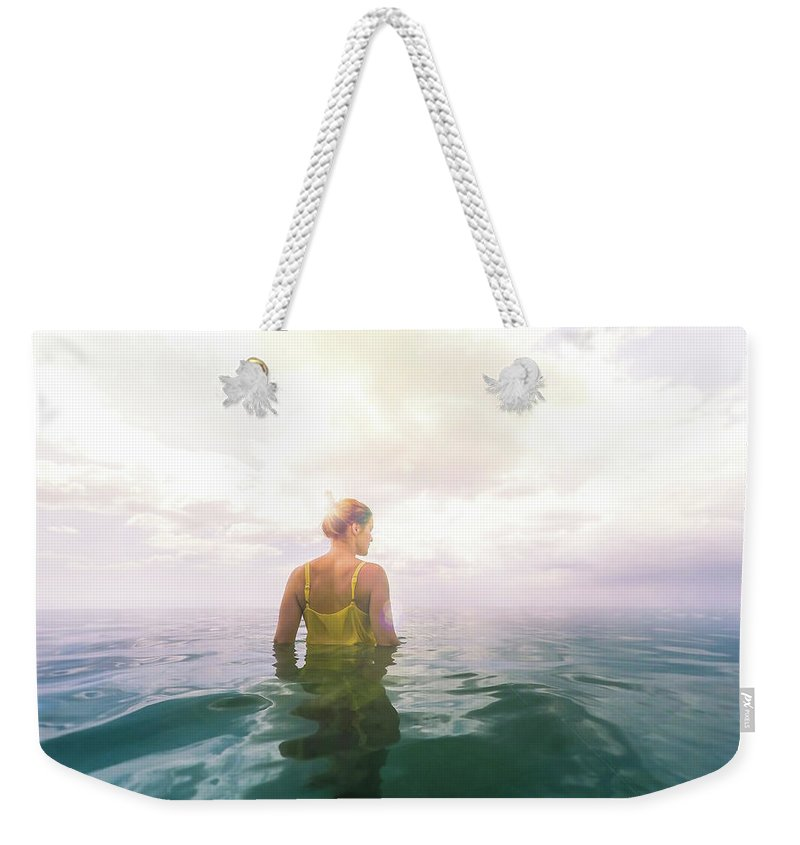 Eutierria Weekender Tote Bag featuring the photograph Eutierria by Nicklas Gustafsson