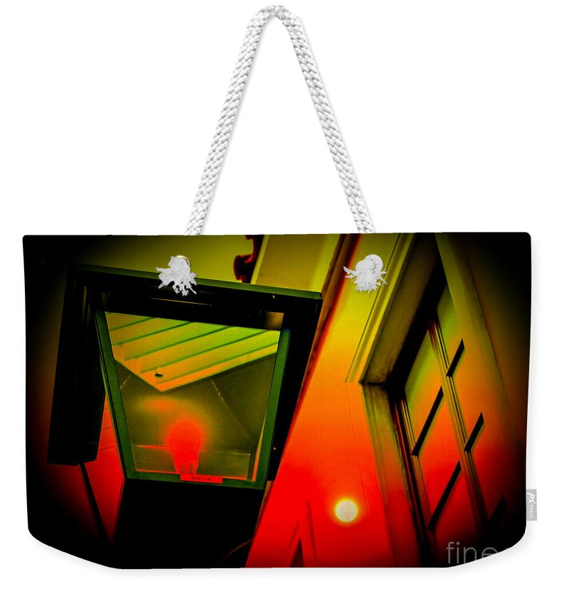 Evolution Weekender Tote Bag featuring the photograph Evening Light by Walter Zettl