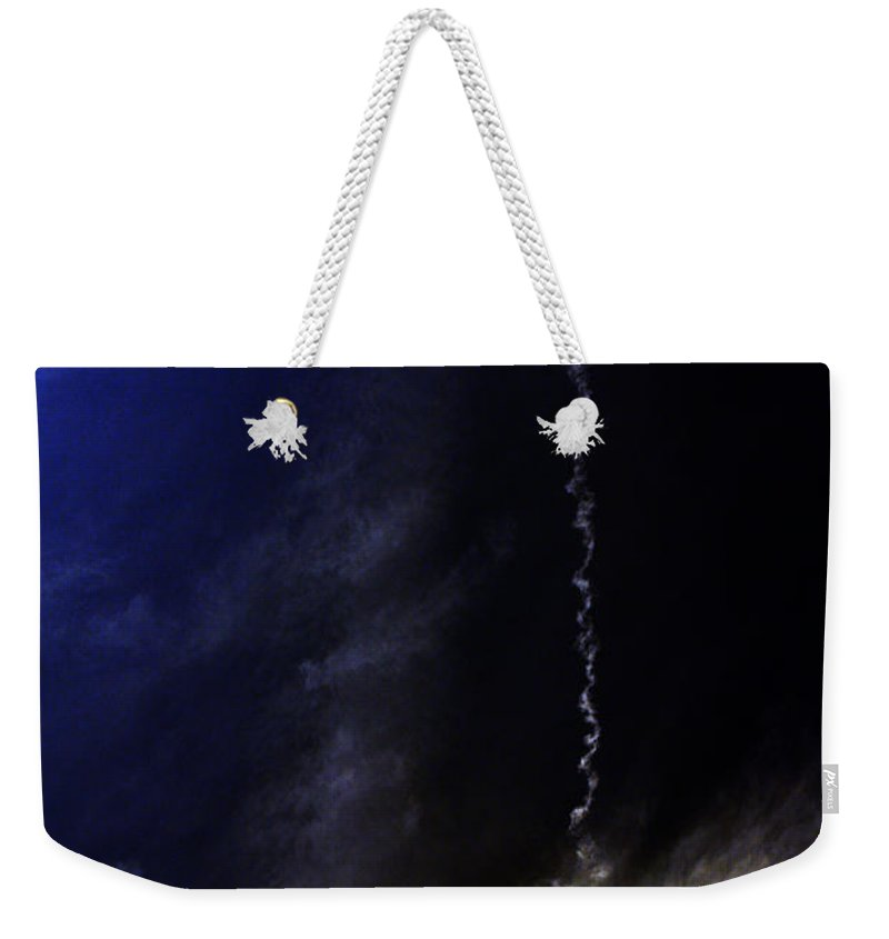 Clay Weekender Tote Bag featuring the photograph Fallen by Clayton Bruster
