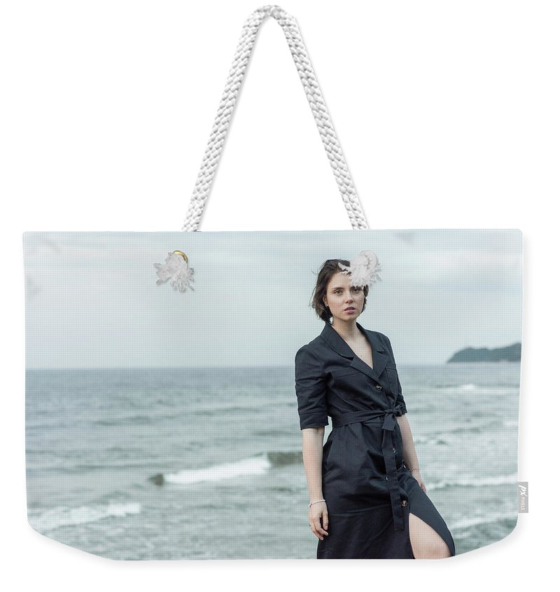 Beautiful Weekender Tote Bag featuring the photograph Fashion # 47 by Igor Smirnoff