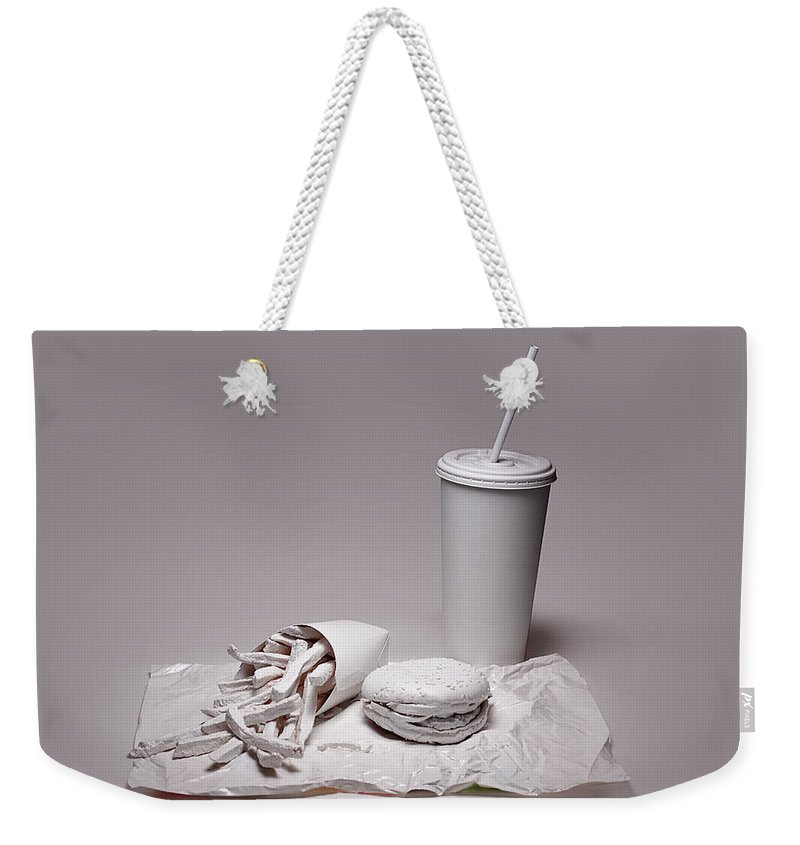 Buns Weekender Tote Bags