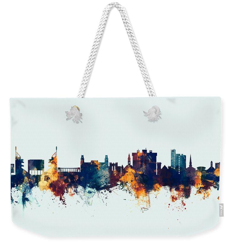 University Of Arkansas Weekender Tote Bags