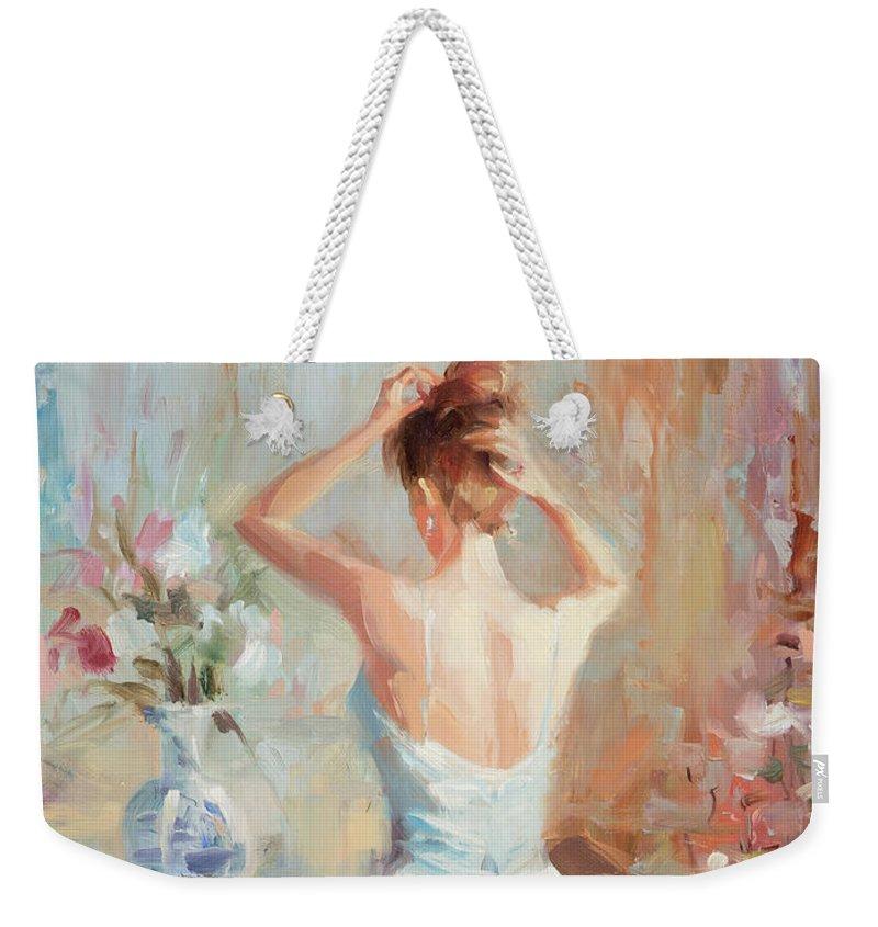 18th Century Weekender Tote Bags