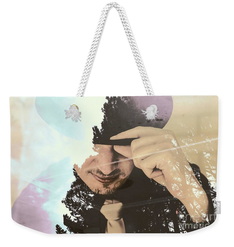 Pop Weekender Tote Bag featuring the photograph Finding Beauty Within by Jorgo Photography - Wall Art Gallery