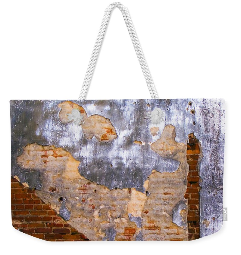 Architecture Weekender Tote Bag featuring the photograph Finger Food by Skip Hunt
