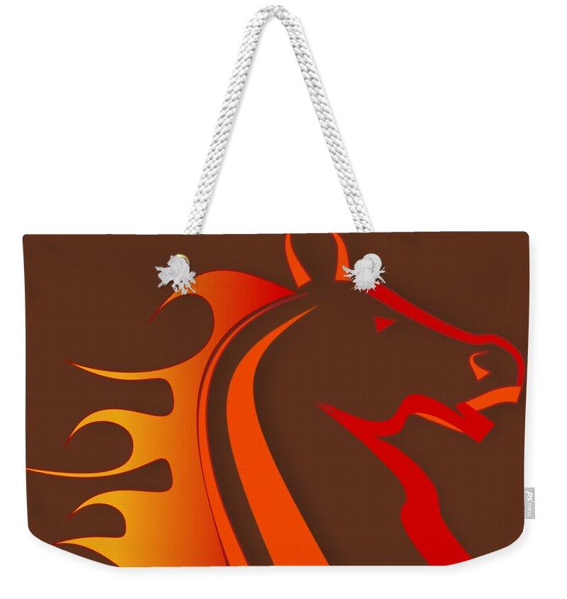 Rodeo Weekender Tote Bags