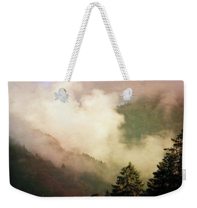 Susann Serfezi Weekender Tote Bags