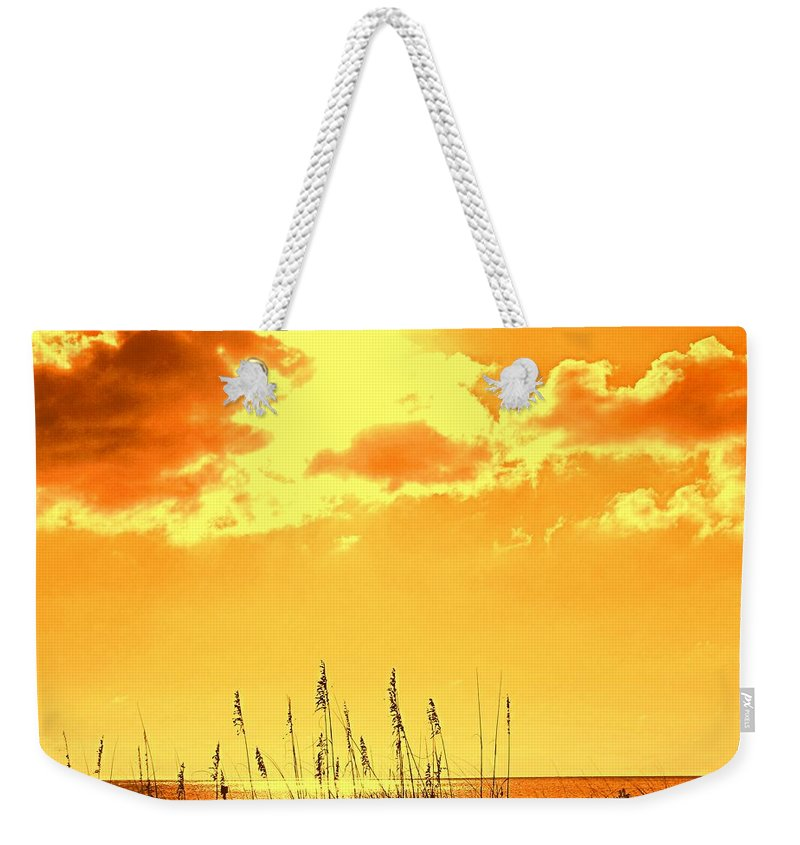 Sun Weekender Tote Bag featuring the photograph For When Winter Gets To You by Ian MacDonald