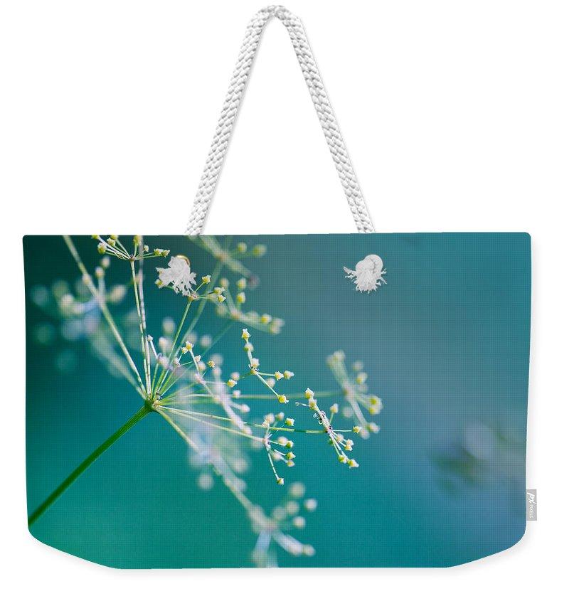 Herbs Photographs Weekender Tote Bags