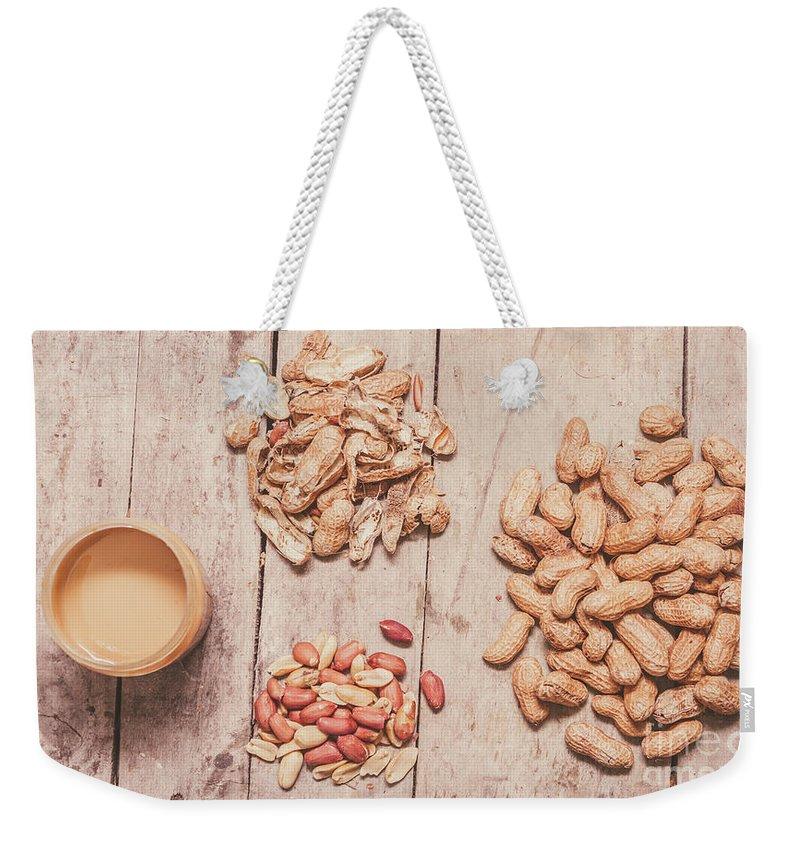 Ingredient Weekender Tote Bags