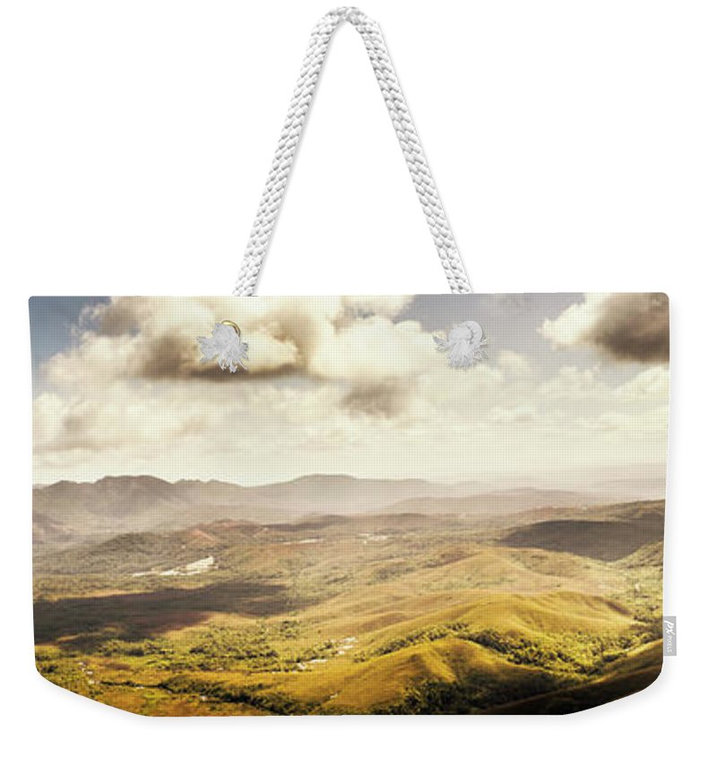Untouched Weekender Tote Bags