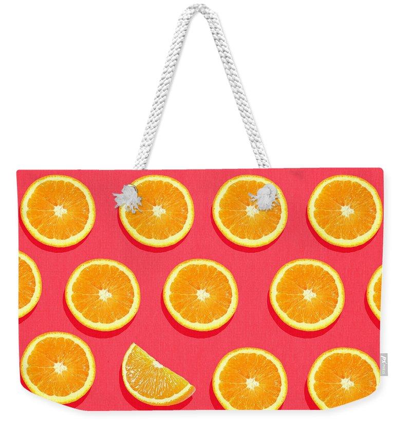 Food And Drink Weekender Tote Bags