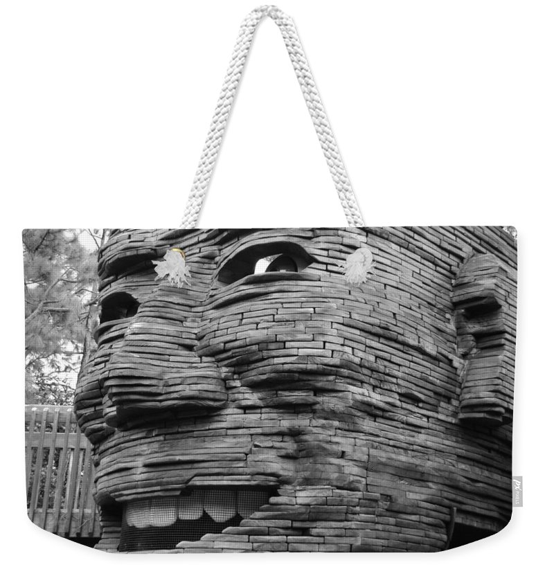 Architecture Weekender Tote Bag featuring the photograph Gentle Giant by Rob Hans