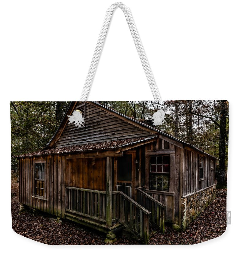 Appalachia Weekender Tote Bag featuring the photograph Getaway by Randy Walton