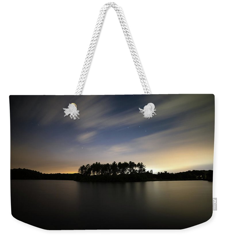 Weekender Tote Bag featuring the photograph Gilligans Island by Brian Hale