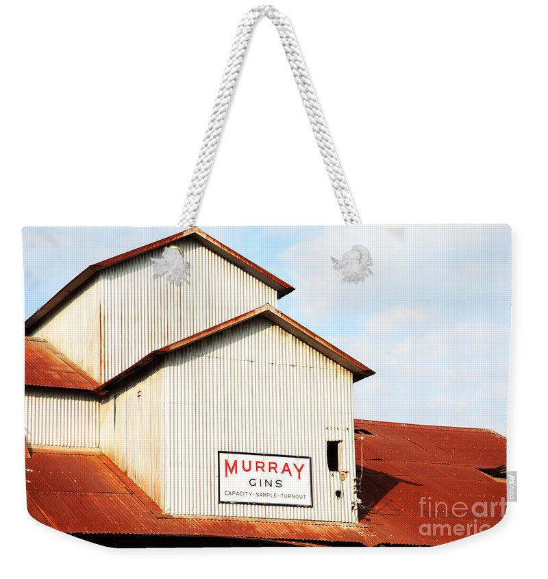 Gin Weekender Tote Bag featuring the photograph Gin by Amanda Barcon