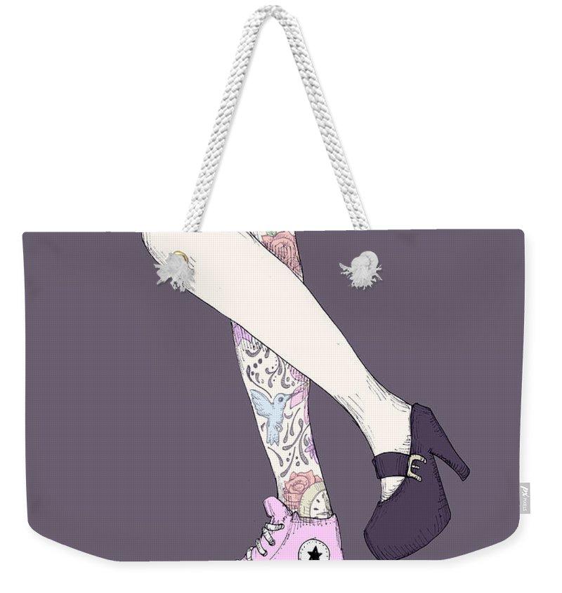 Converse Weekender Tote Bags