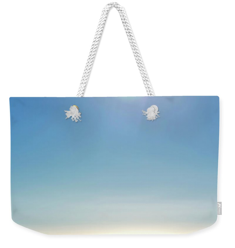 Florida Weekender Tote Bag featuring the photograph Girls In The Sun by David Arment